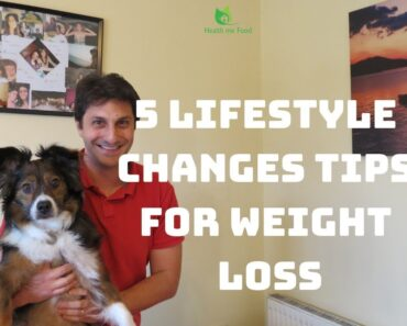 LOSE WEIGHT WITHOUT DIETING! – 5 Simple Lifestyle Changes that can help you to lose weight Faster!