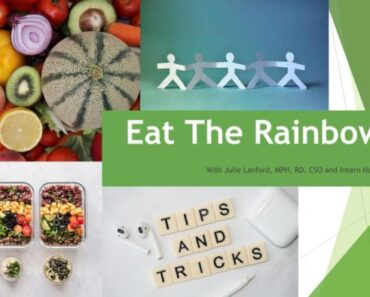 Consume The Rainbow: Tips and Hacks