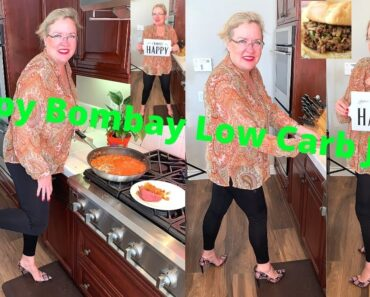 Complete Sloopy Bombay Low Carb Joe's 11-4-20 Lisa's Recipe of the Day