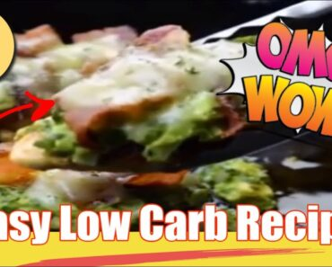 Easy Low Carb Recipes | Diet Low Carb Recipes