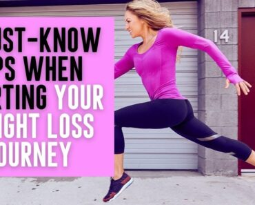 3 Must Know Hacks to Losing Weight Fast