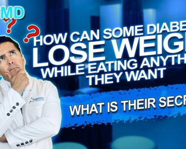 How can a diabetic lose weight? A different approach from an Endocrinologist.