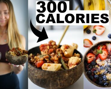 EAT MORE WEIGH LESS  300 CALORIE FILLING MEALS!
